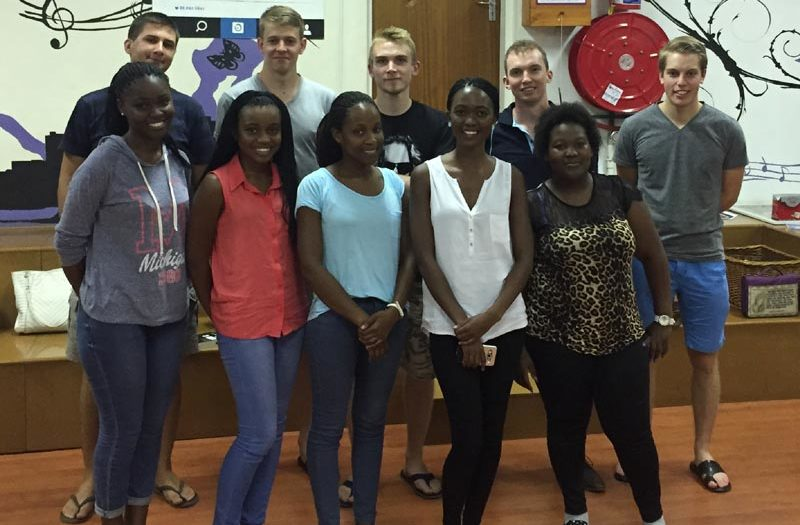 Studentenmission in Pretoria