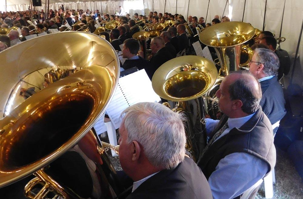 Brass Band Festival In Uelzen 2018