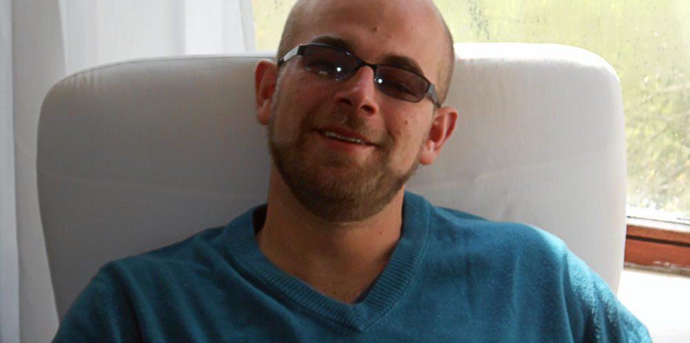 Theology Student – Christian Straeuli