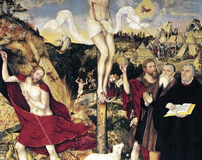 Der Maler der Reformation: LUCAS CRANACH