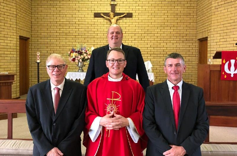 Einführung von Pastor Andreas Albers