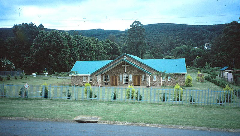 Gemeinde Pietermaritzburg Congregation Building