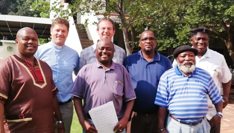 FELSISA - Consultative Talks on establishing Church Fellowship Bishop Dr Dieter Reinstorf, Pietermaritzburg
