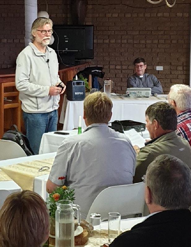 FELSISA Church Councillors Meeting