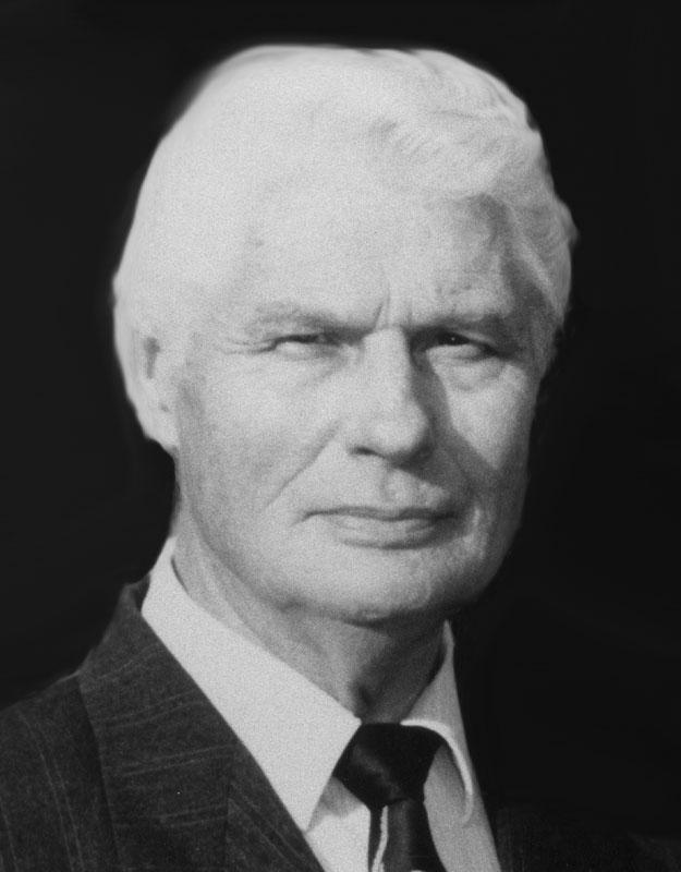 Präses Günter Scharlach