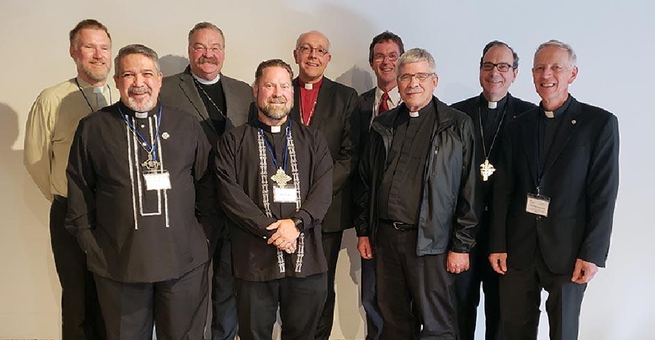 International Lutheran Council Meeting in Antwerp, Belgium