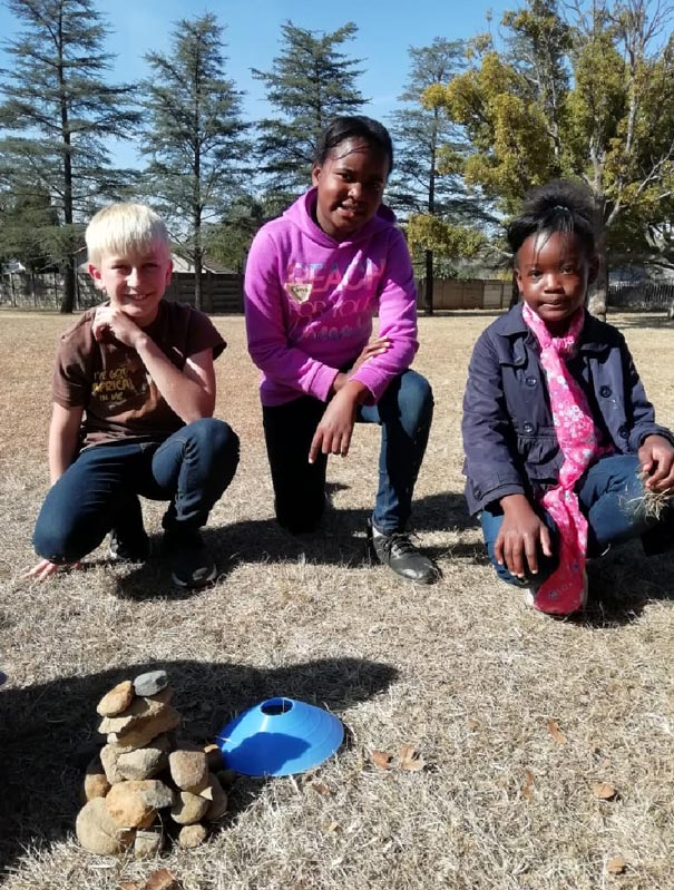 Little Lamb's Children's Camp in June 2019 Newcaslte South Africa