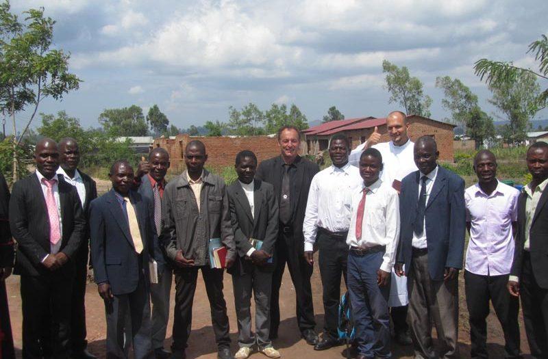 Lutherische Bekenntniskirche in Malawi