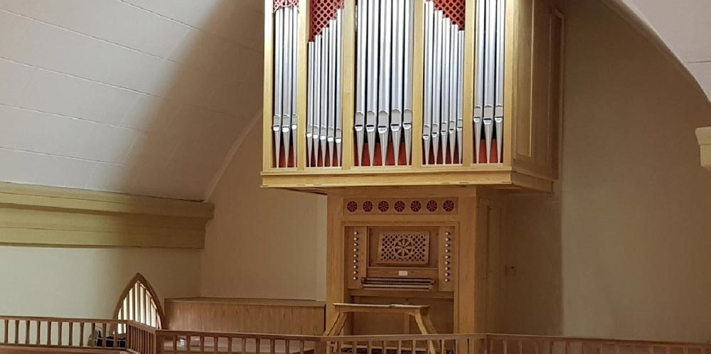 Orgelweihe in Lüneburg