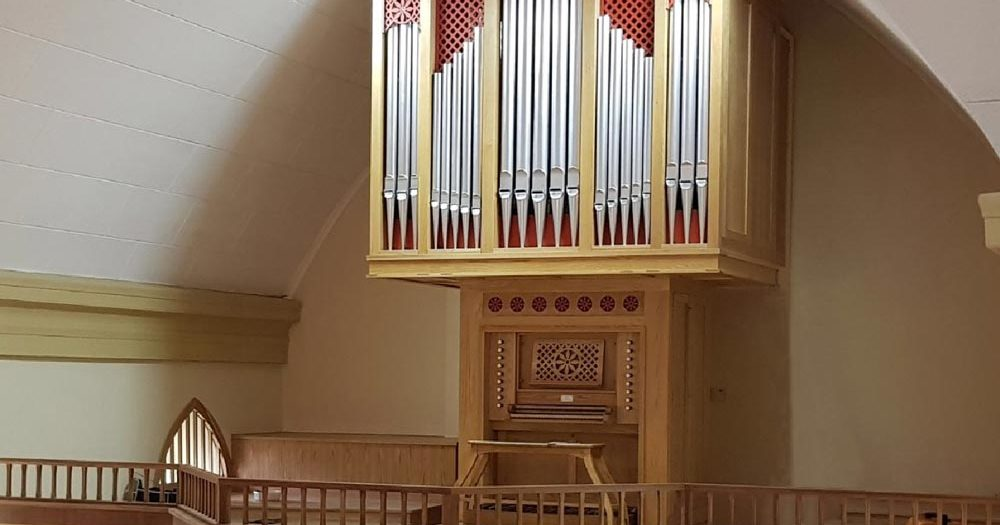 Dedication of the New Pipe Organ in Lüneburg