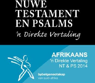 Nuwe Bybel in Afrikaans