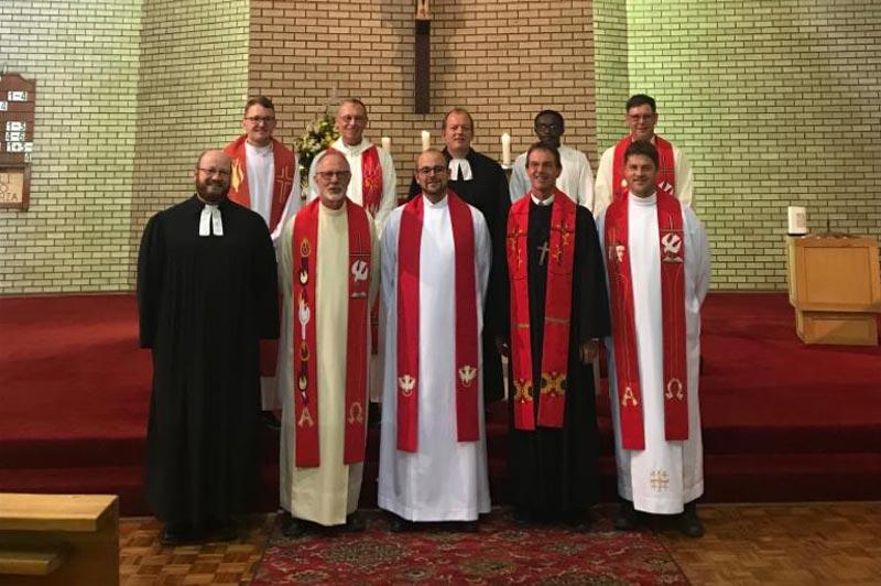 Ordination & Einführung von Christian Straeuli