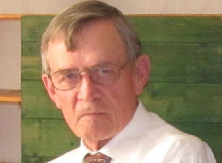 Pastor Eckart Georg Schroeder (1938-2016)