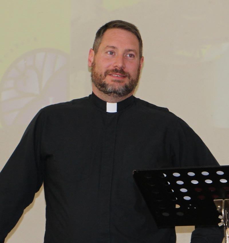 Pastor Michael Meyer