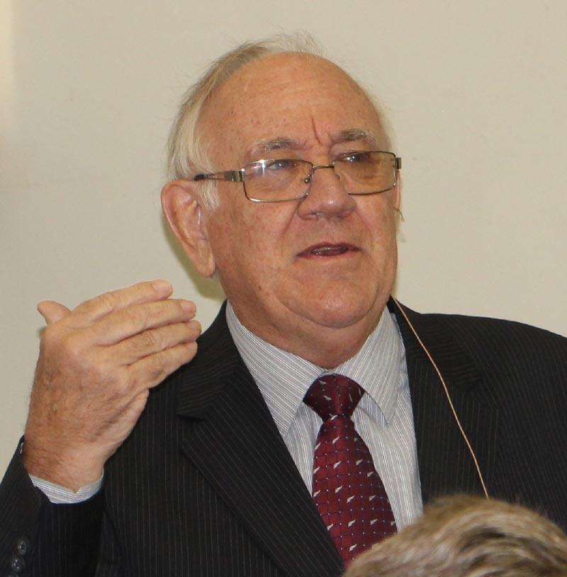 Professor Piet Meiring