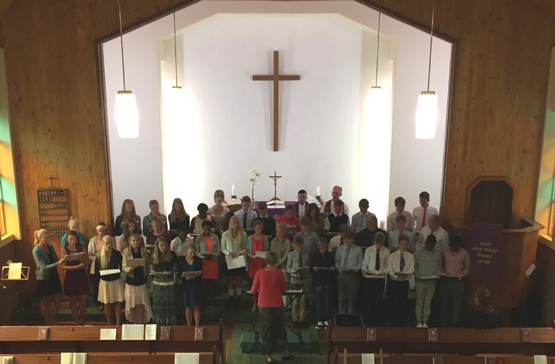 Teenager Camp 2016 – To be a Blessing