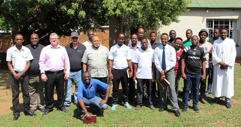 The Lutheran Theological Seminary in Tshwane (LTS). Training of Pastors