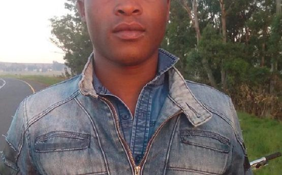 Thulani – Church Service for the first time
