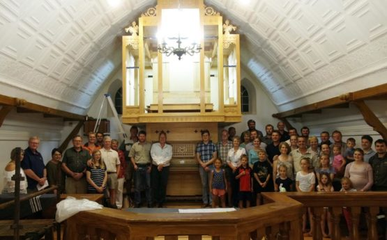 Gemeinde Wittenberg bekommt eine neue Orgel